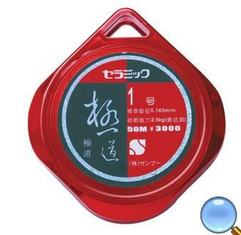 正品台湾三普陶瓷钓线-极道线图片/正品台湾三普陶瓷钓线-极道线样板图 (1)