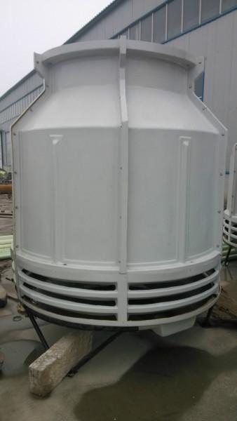 供应逆流玻璃钢冷却塔图片