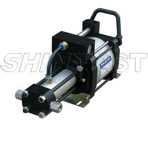 供应济南赛思特STA100气体增压泵厂家可增压至100倍