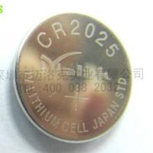 供应CR2025纽扣电池