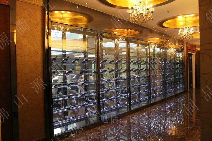 供应酒店不锈钢红酒架制作生产,酒店不锈钢红酒架来图订做不锈钢酒柜