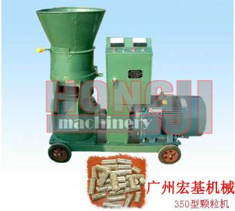 供应大型饲料生产设备猪饲料颗粒机图片