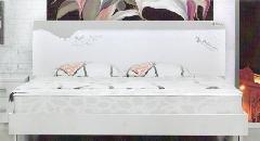 板式异形床头厂家图片