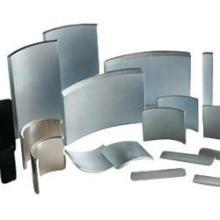 供应钕铁硼电机磁瓦 瓦型磁钢 磁铁 永磁 强磁
