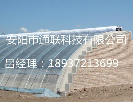 供应成都大跨度花卉温室大棚厂家图片