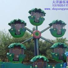 供应唯美观览车/小型摩天轮,公园景区游乐项目必备!