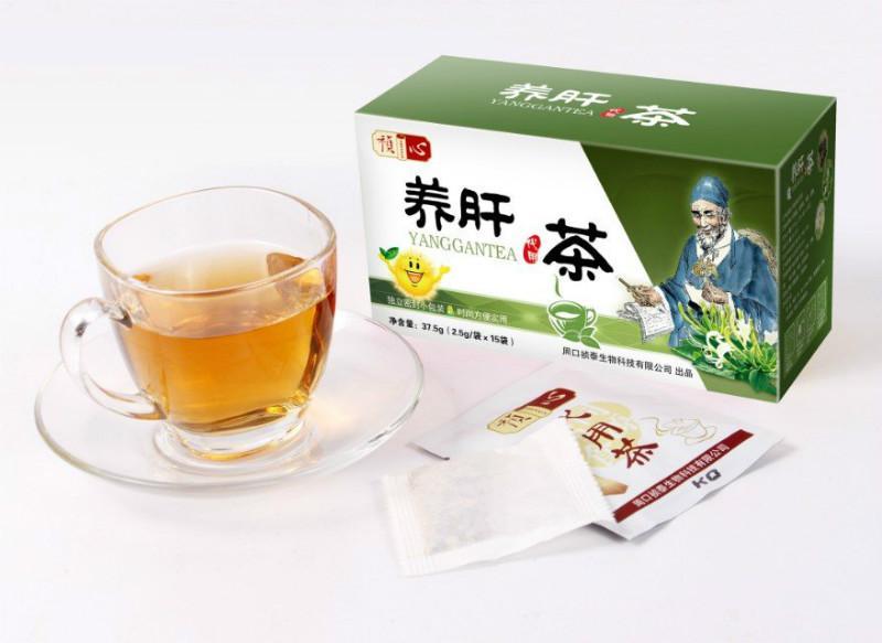 供应护肝保健茶OEM代加工