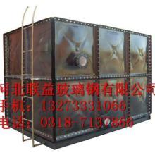 供应上饶玻璃钢水箱 消防水箱价格图片