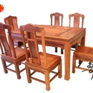 汉宫餐桌图片
