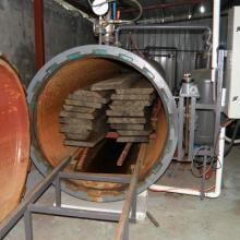 供应木材蒸煮设备