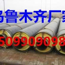供应用于小区供热外网的聚氨酯保温管壳