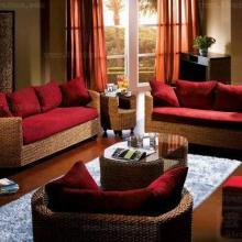 椭圆形沙发五件套