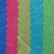 供应针织烫金布
