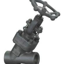 供应高压德标Y型锻钢截止阀DN32 高压锻钢Y型截止阀批发