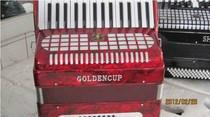 金杯牌JH201832贝司儿童手风琴32键无变音琴初学用键盘批发