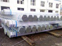 供应镀锌带2寸钢管