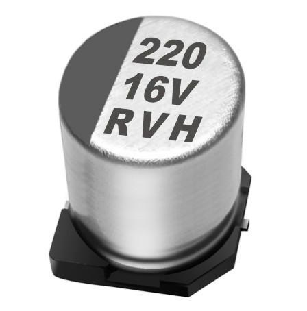 供应125℃贴片电解电容规格书/贴片电解电容正负极