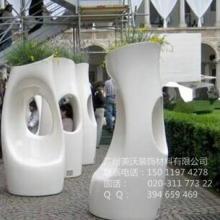 厂家定制异形组合盆 时尚、创意玻璃钢花盆批发价格 花盆图图片