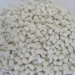 自産LDPE白色高壓吹膜再生料,回料
