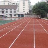 供应PU球场地坪 跑道 运动场地坪施工