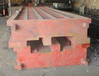 供应北京冲床床身铸件价格250冲床床身铸件厂家批发