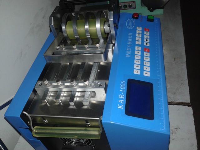 供应浙江切管机厂家直销JL-200切管机 切带机 编织网切带机