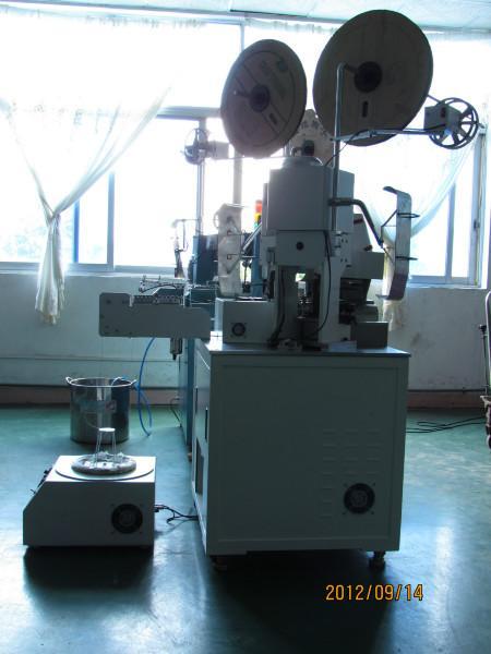 供应浙江端子机厂家直销S12自动端子机