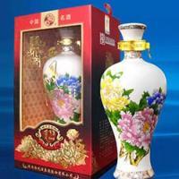 供应12年国花瓷西凤酒供应商