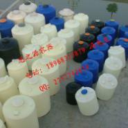 生活用水箱2000L存水罐白色塑料桶图片