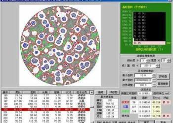 4XCE电脑型三目倒置金相显微镜图片