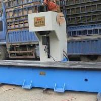 单柱液压机 100吨单臂液压机 滕州液压机 滕州万合
