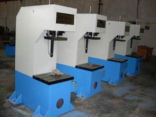 供应40吨单柱压力机 40t单柱液压机 单臂液压机 滕州液压机厂家 滕州万合