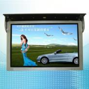 多功能17寸壁挂式车载广告机图片