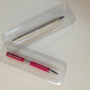 广州厂家可定制高档笔吸塑包装内托图片