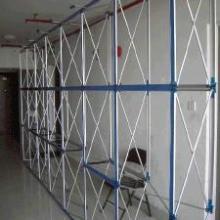 供应加强型铁拉网展架弹簧拉网图片