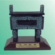 供应陕西青铜鼎厂家,西安青铜鼎销售,西安仿古青铜鼎图片