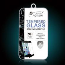 供应耐力特厂家直销iphone5钢化玻璃膜0.3MM手机贴膜批发