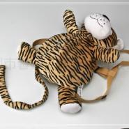 毛绒玩具背包工厂定制动物背包图片