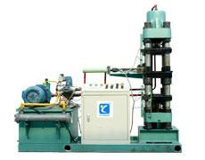 供应金属粉末成型液压机