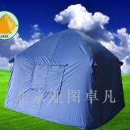 户外钓鱼充气帐篷图片