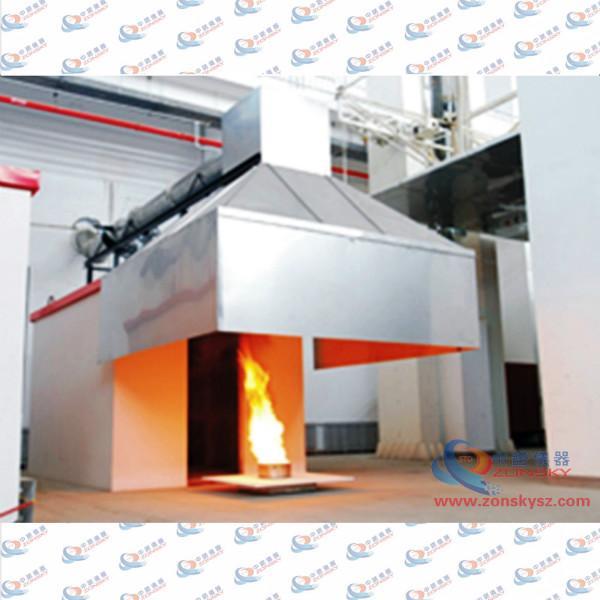 供应中诺仪器ZY6257家具燃烧性能试验机|气体分析|家具燃烧性能