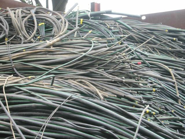 供应内蒙古电缆回收 内蒙古废金属回收 内蒙古电缆回收价格