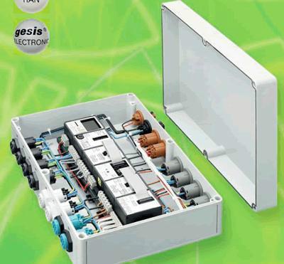 供应德国wieland户外型照明连接器