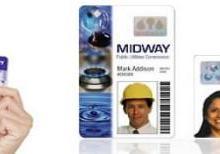 供應智能卡,IC卡,ID卡,證卡打印機,彩色帶,黑色帶圖片