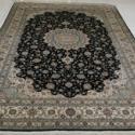 供应个性简欧现代时尚手工真丝地毯