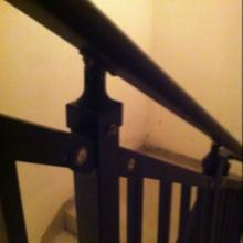 供应江西铝合金拼装楼梯扶手;南昌铝合拼装楼梯扶手制作销售,质量保证