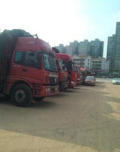 长沙至梅州市物流货运公司图片