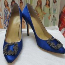 供应欧美时尚高跟鞋高档时装外贸女鞋007