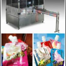 供应全自动果冻自立袋灌装机全自动果冻自立袋灌装机价格低廉