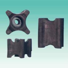 供应钢筋保护层塑料垫块,钢筋保护层塑料垫块批发图片